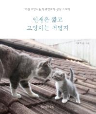인생은 짧고 고양이는 귀엽지