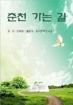 춘천 가는 길(월간문학시인선 27)